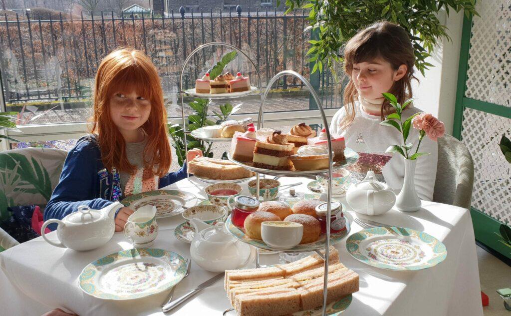 O que fazer em Londres - tomar o chá das cinco - afternoon tea