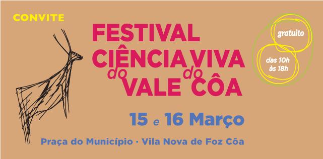 Festival Ciência Viva do Foz do Côa