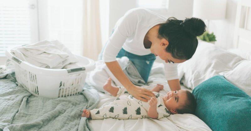 Maio e atividades para bebés e grávidas em casa!