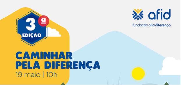 3ª edição da Caminhada Solidária da Fundação AFID Diferença