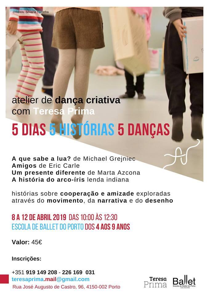 5 danças