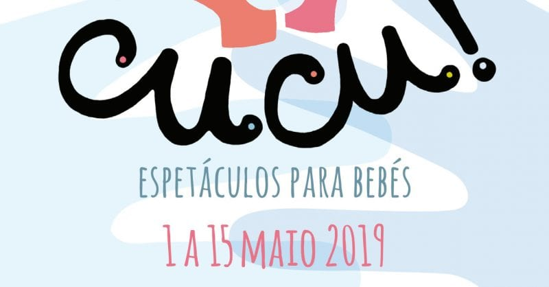 Festival Cucu! – Espetáculos para bebés pela Lua Cheia teatro