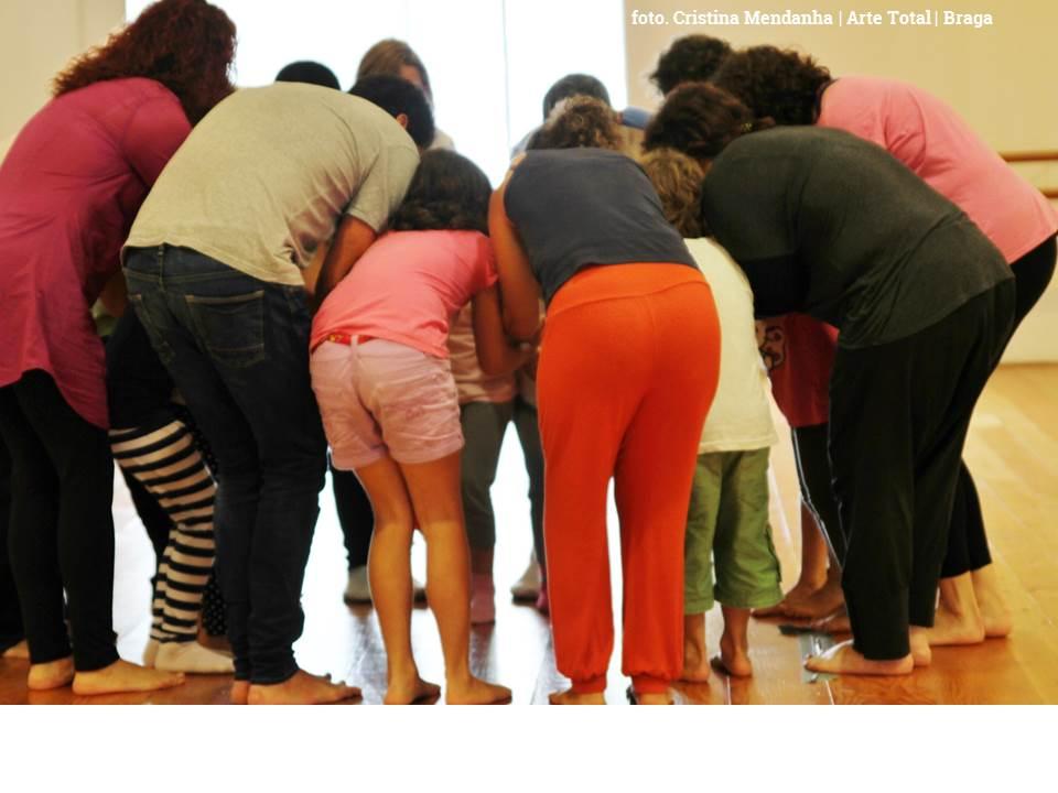 Atelier de Sensibilização para a Dança Criativa
