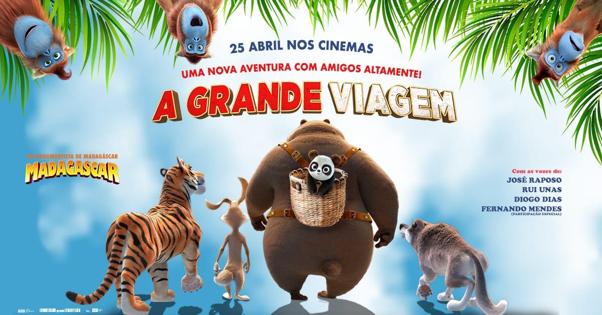 Filme A grande viagem