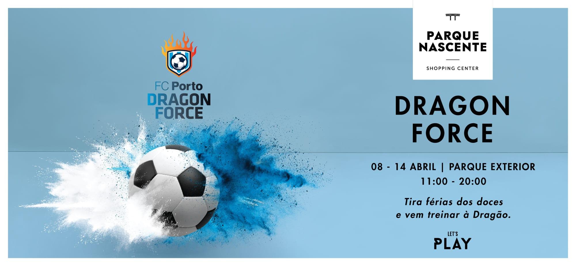Dragon Force @ Parque Nascente