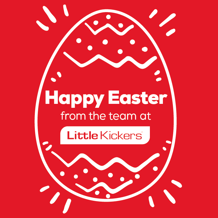 Páscoa com o Little Kickers / Easter with Little Kickers