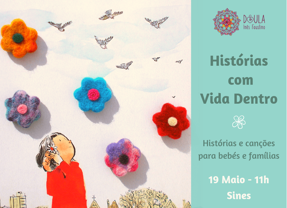 HISTÓRIAS COM VIDA DENTRO :: AS FLORES MÁGICAS