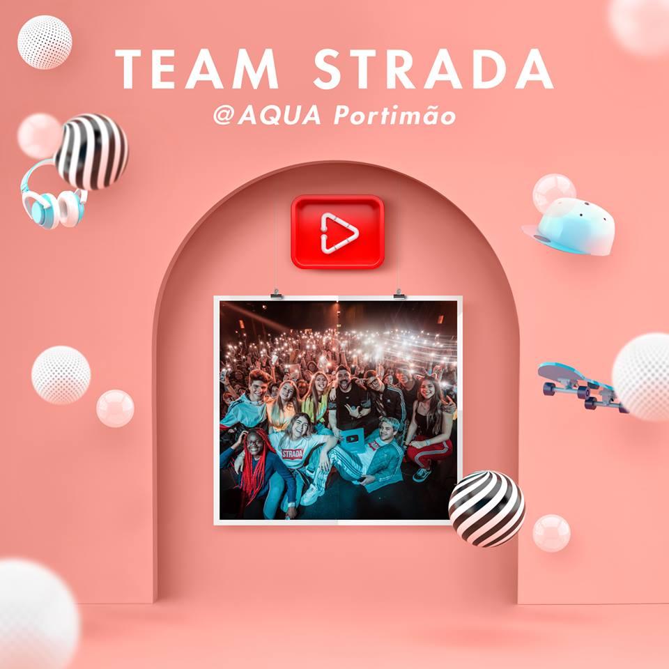 Team Strada Aqua Portimão