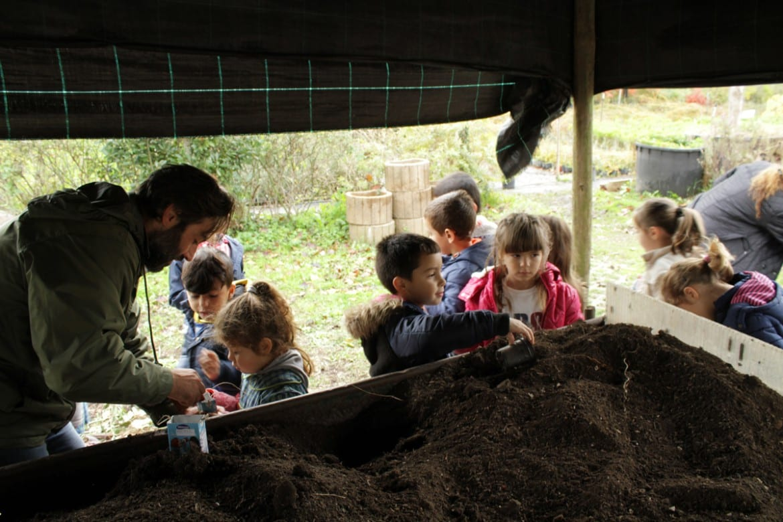parque biológico de gaia para escolas