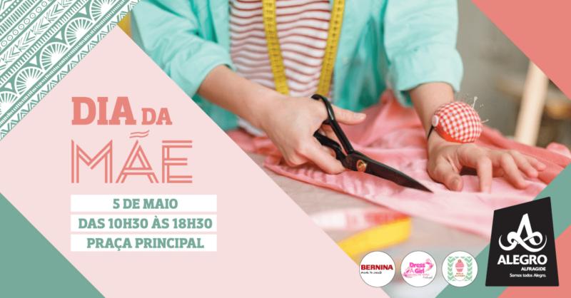 Dia da Mãe no Alegro Alfragide com workshops!