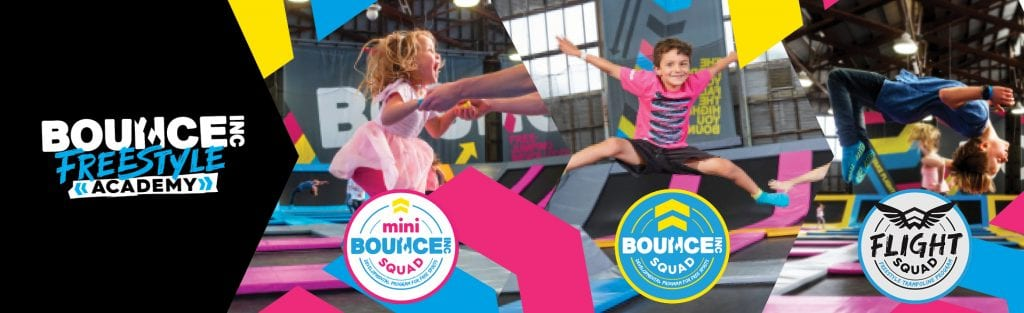 bounce freestyle academy banner