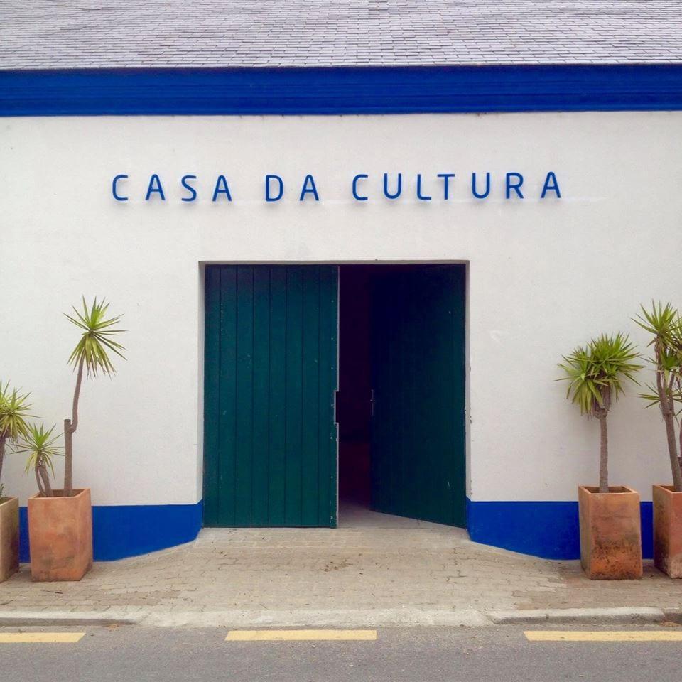 casa da cultura comporta