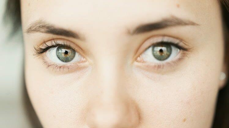 Olhe pela sua visão durante a gravidez!