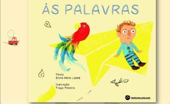 """Animação infantil do livro """"Dar Corda às Palavras"""""""