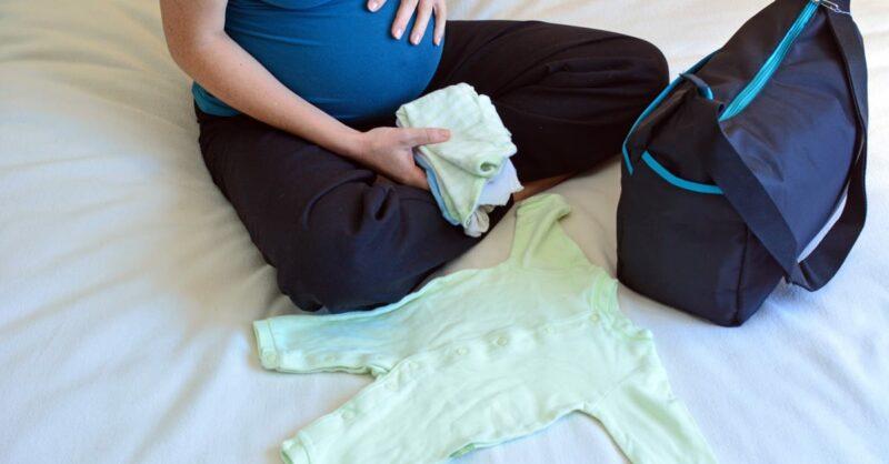 Malas de maternidade: o que levar