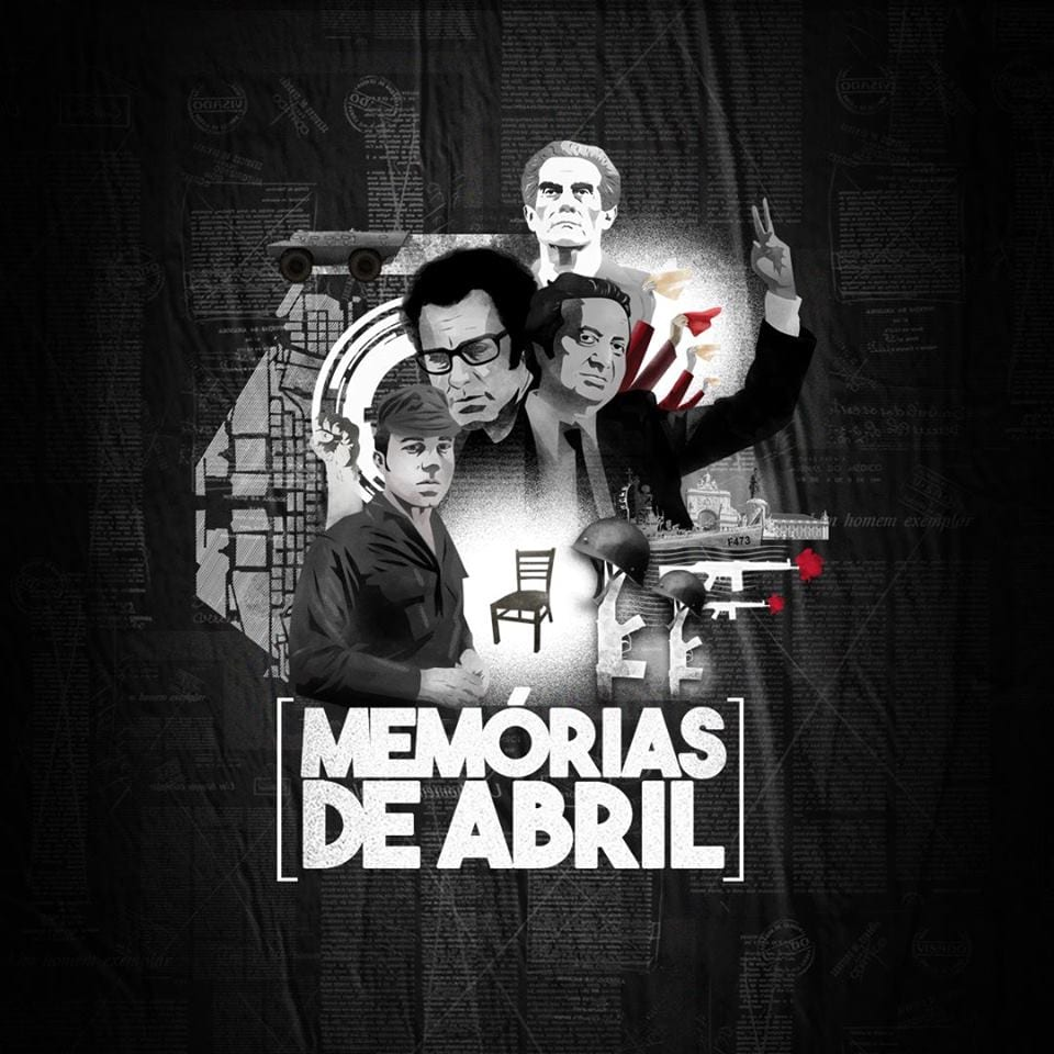 memórias de abril