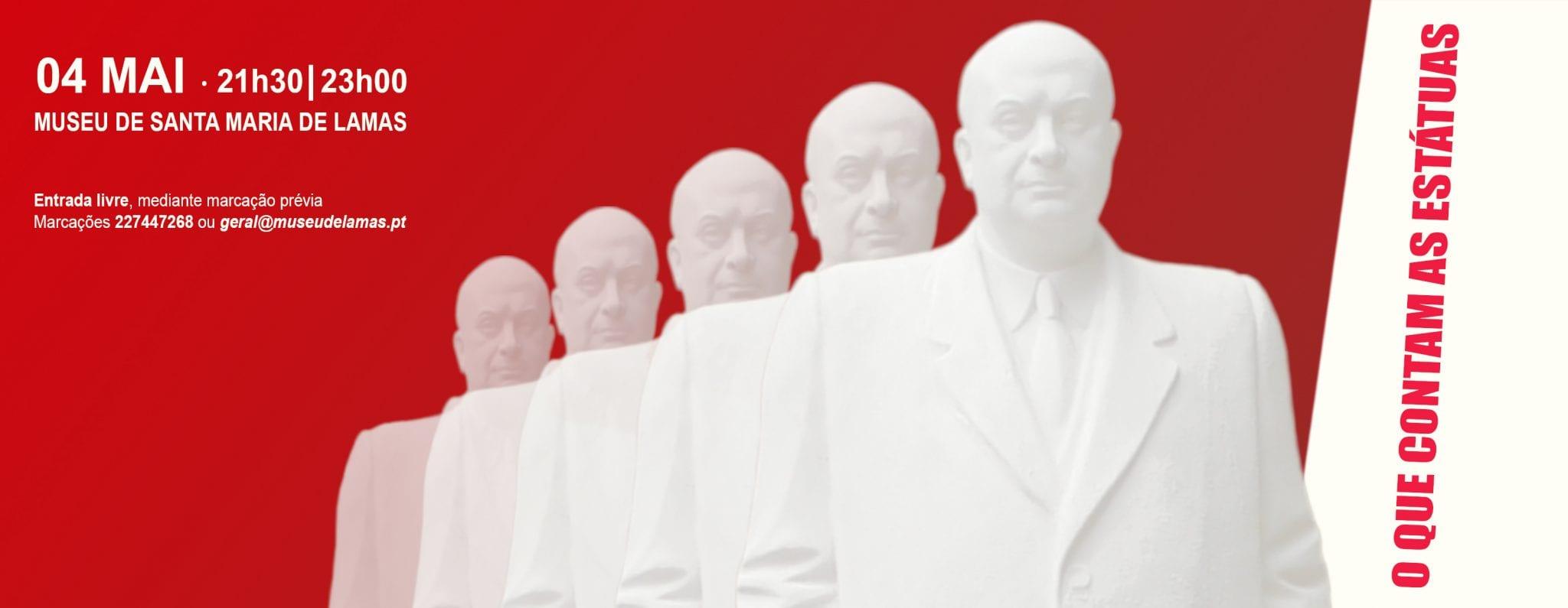 o que contam as estatuas