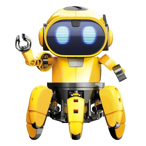 robô interativo