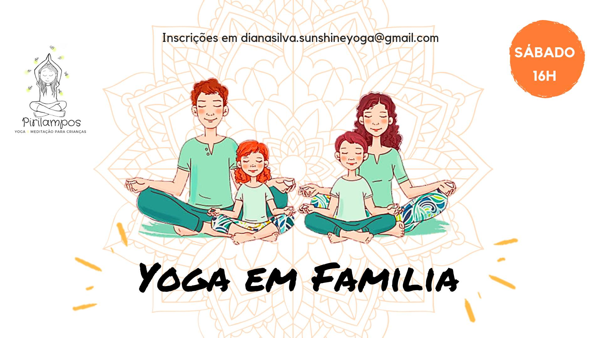 yoga em familia
