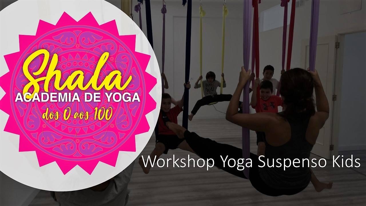 yoga suspenso