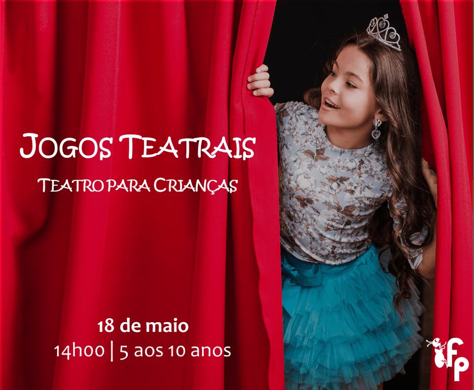 Jogos Teatrais | Teatro para Crianças