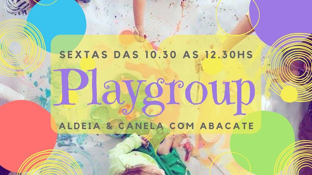 Playgroup na Aldeia