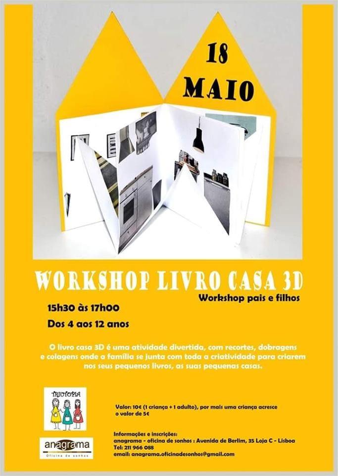 Atelier Pais e Filhos – Livro Casa 3D