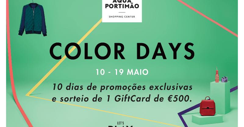 Aqua Portimão lança nova edição dos Color Days