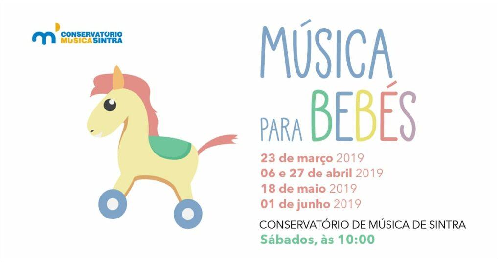 Música para Bebés no Conservatório de Sintra