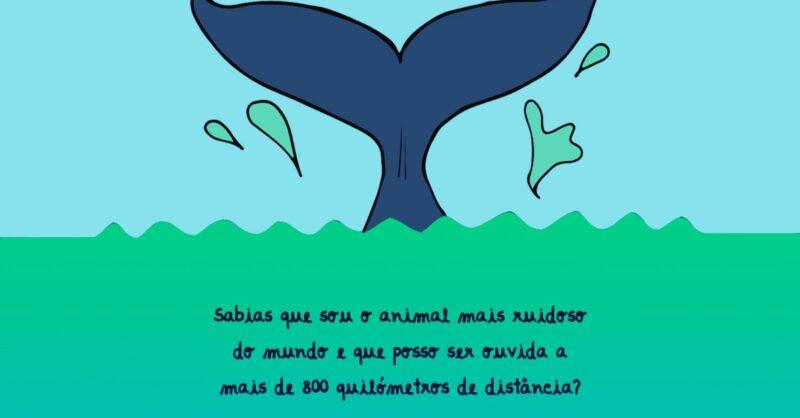 'Criaturas do Planeta Azul' na Fnac Chiado no Dia Mundial do Ambiente