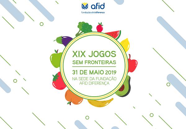 19ª edição dos Jogos Sem Fronteiras – A reVolta das Frutas | Fundação AFID Diferença