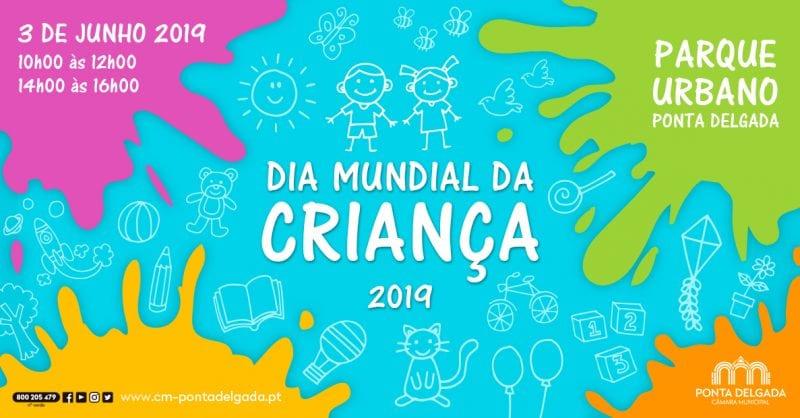 Dia Mundial da Criança no Parque Urbano de Ponta Delgada