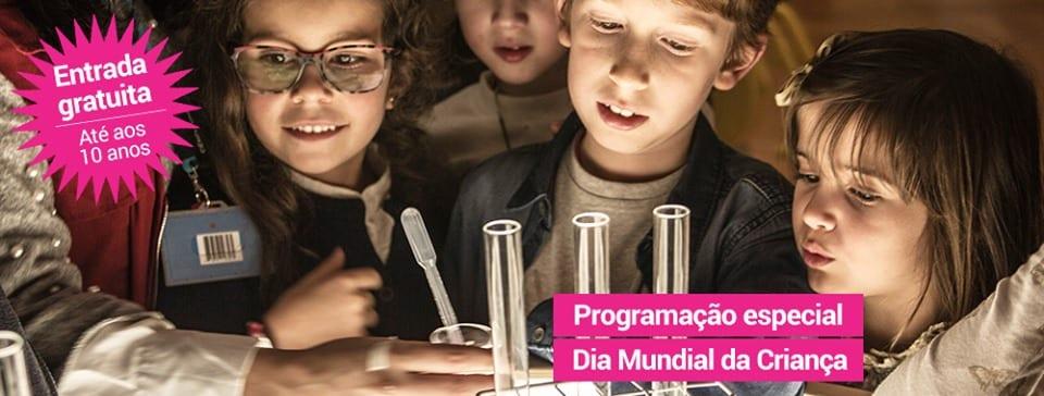 Dia da Criança Pavilhão do Conheciento