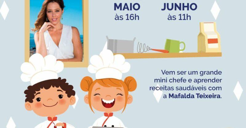 """Mafalda Teixeira traz Projeto """"Funny Cook"""" ao Forum Madeira"""