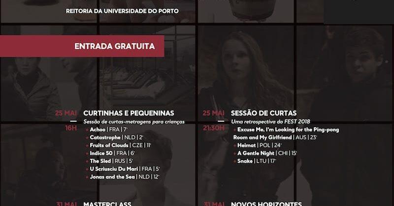 FEST na U.Porto | Festival de Cinema