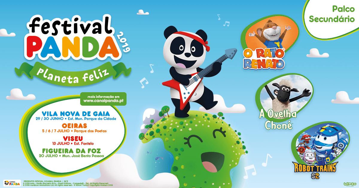 Festival Panda Palco Secundário