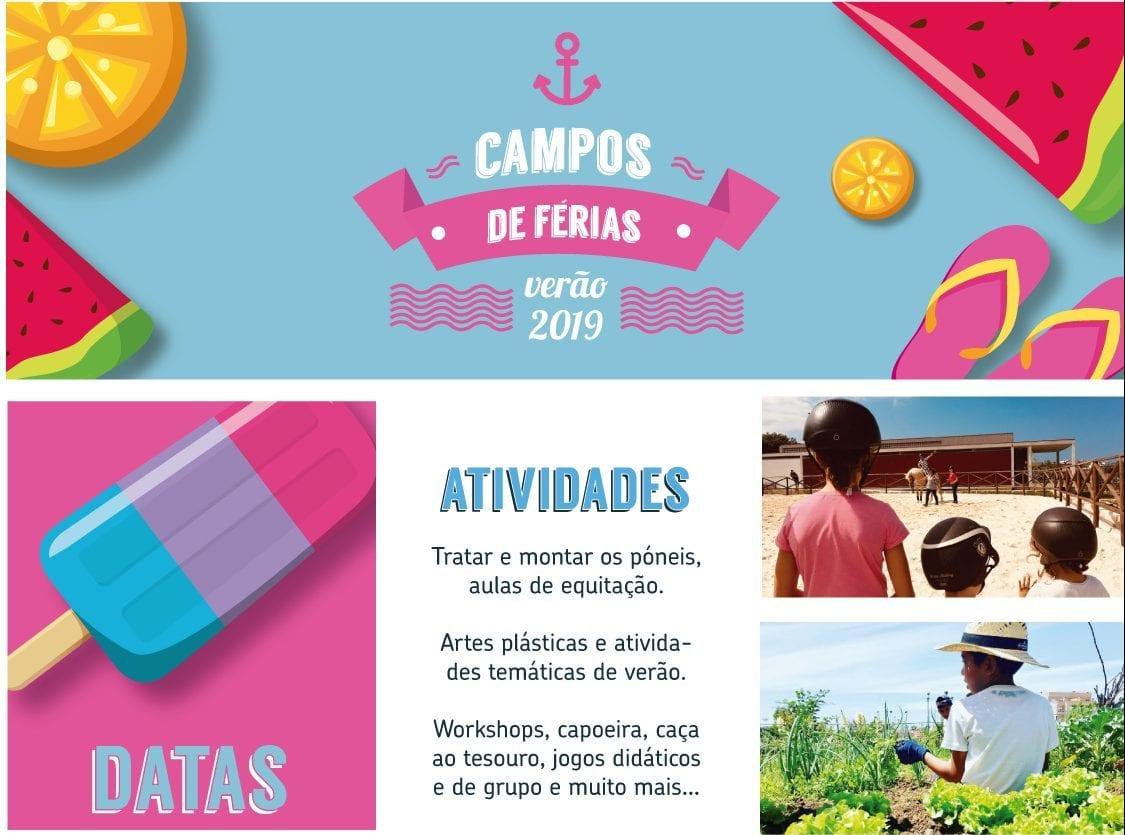 Flyer Campos de Ferias