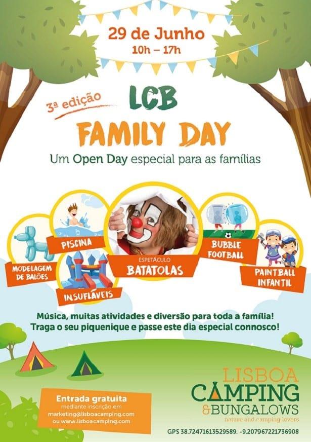 LCB – FAMILY DAY
