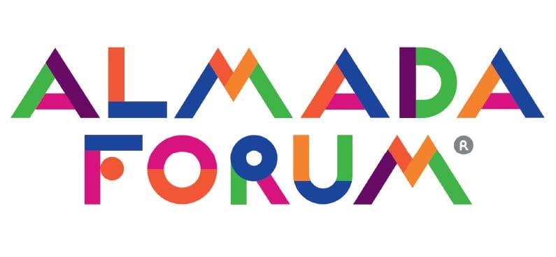 Forum Almada logotipo