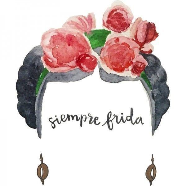 Workshop de ilustração Frida Khalo