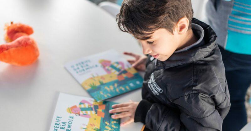 Dia da Criança com Jogos e Histórias divertidas no Oceanário de Lisboa