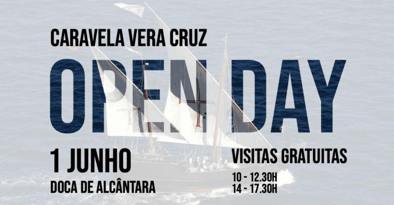 Dia da Criança a bordo da Caravela Vera Cruz!