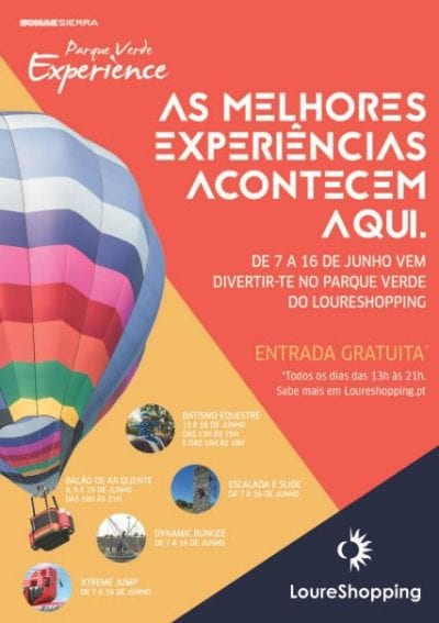 Parque Experience LoureShopping
