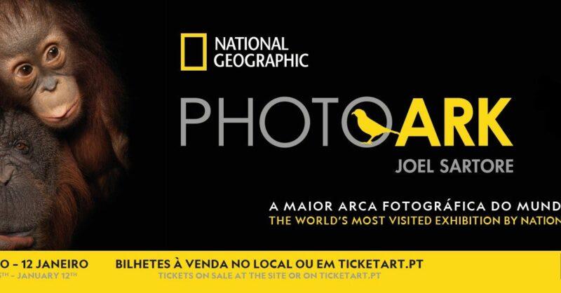 Exposição Photo Ark – A Nova Arca de Noé chega a Braga!