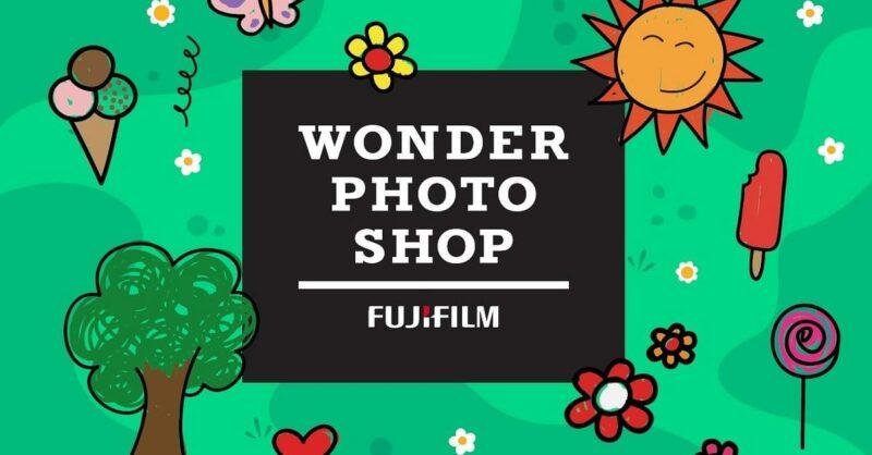 Uma oficina de Fotografia no Dia da Criança com a Worten e a Fujifilm