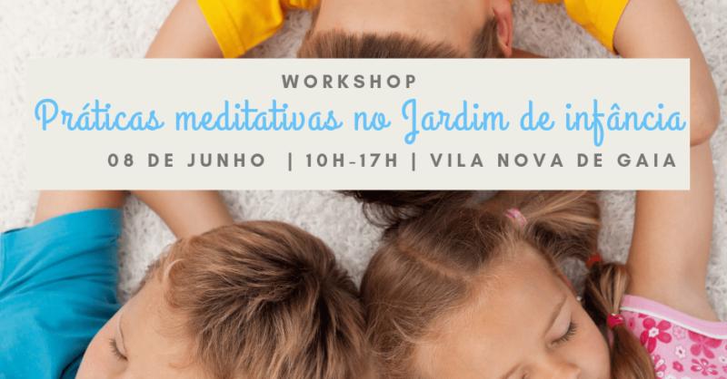 Práticas meditativas para criança dos 3 aos 6 anos