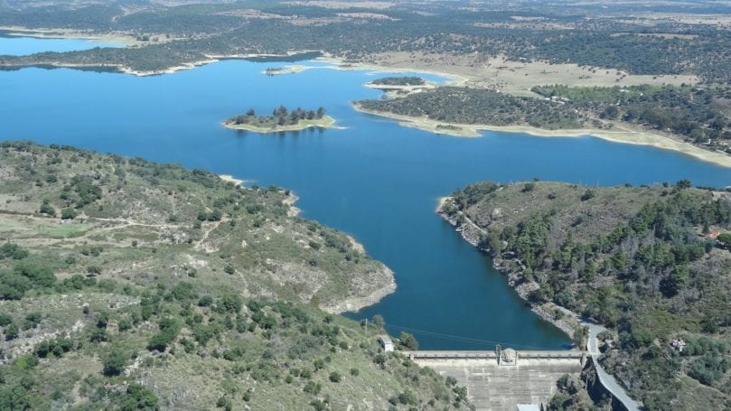 barragem de idanha