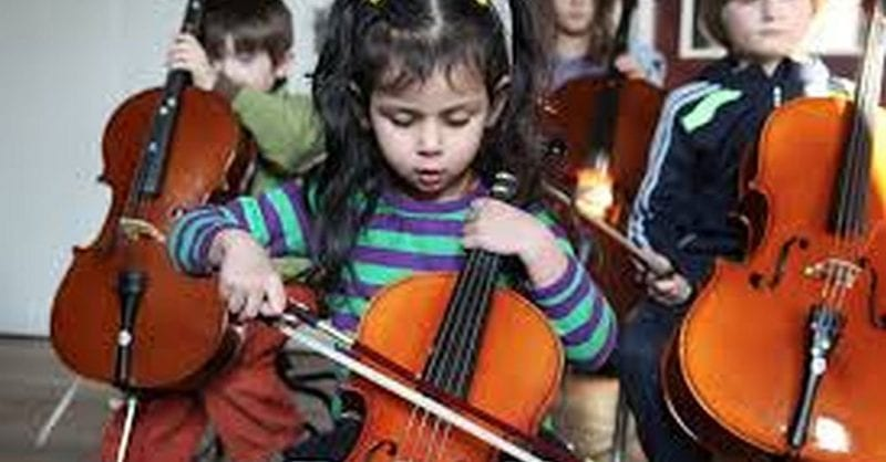 STELLARIA Junior Cello Ensemble