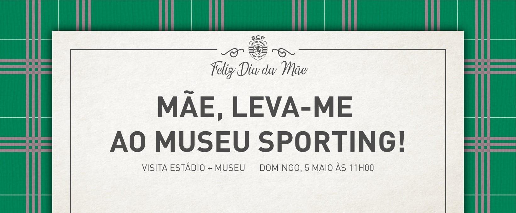 dia da mae museu sporting