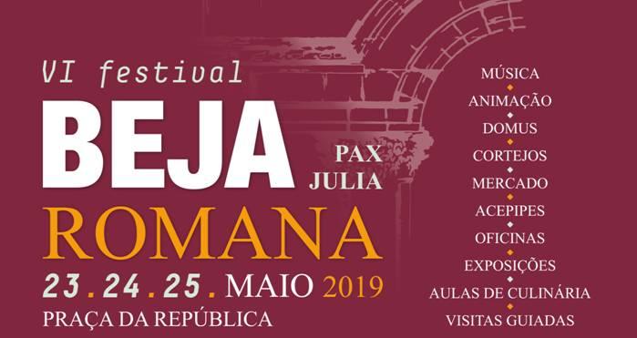 VI Festival Beja Romana